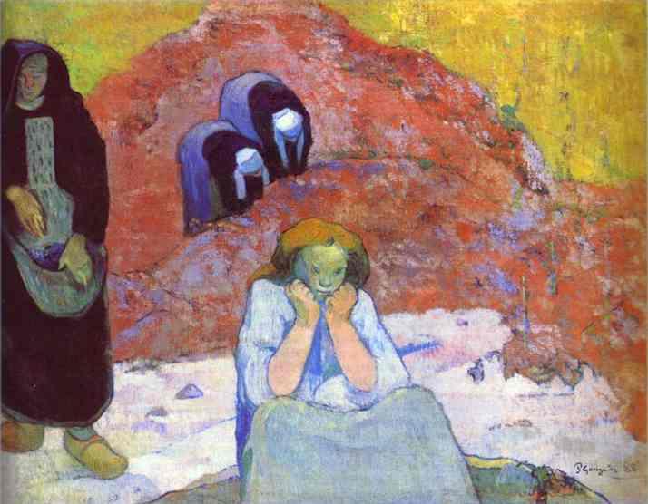 Gauguin_Misères_humaines