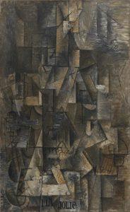 ma jolie 1911 / Picasso