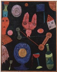 Paul Klee-BunteMahlzeit